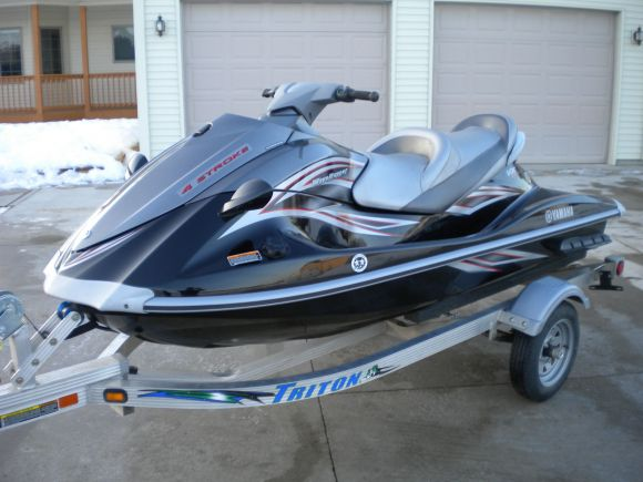2007 yamaha vx1100a vx cruiser for Yamaha waverunner dealers near me