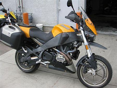 2008 BUELL XB12X ULYSSES XB12X
