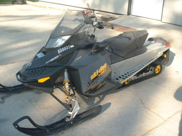 Renegade Race Fuel >> 2008 SKI-DOO MXZ 800 RENEGADE (REV-XP) R*