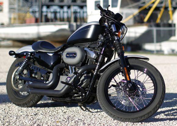 2008 Harley Davidson Xl1200n Nightster