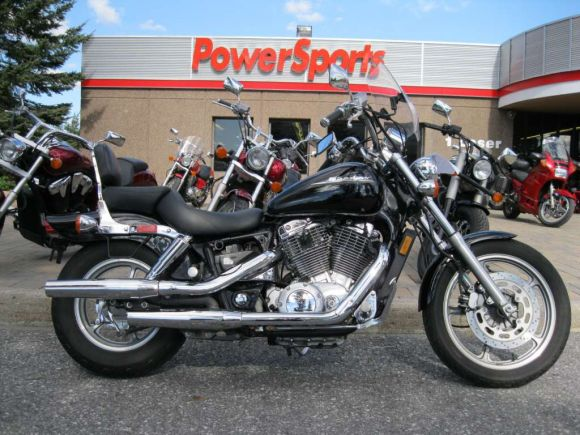 2003 Honda Shadow Spirit 1100