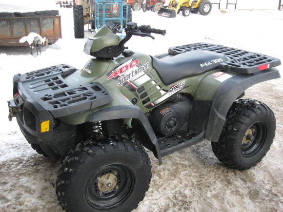 2004 POLARIS SPORTSMAN 400