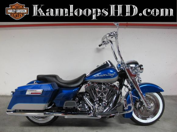 Harley Davidson Motorcycle Values >> 2009 HARLEY-DAVIDSON FLHRI ROAD KING*
