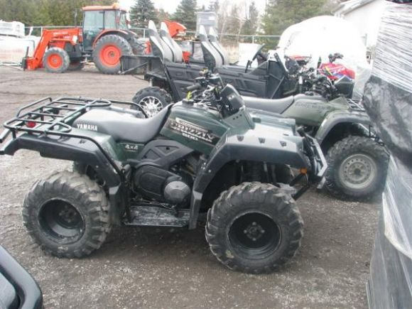 2000 yamaha grizzly for Yamaha grizzly 1000cc